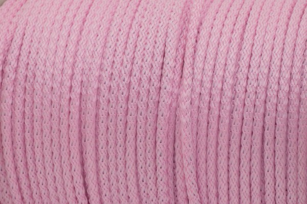 50m PP-String - 3mm thick - Color: rose (UV)