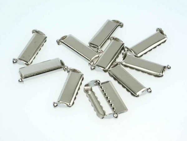 buckles for suspenders - 40mm hole - 10 pieces