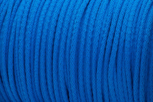 50m PP-String - 5mm thick - Colour: Blue (UV)
