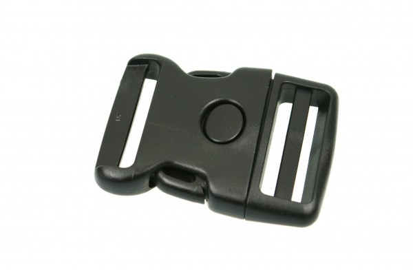 safety buckle made of nylon for 50mm wide webbing - 1 piece