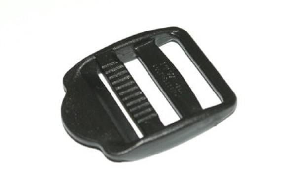 adjustment buckle for 25mm wide webbing - 1 piece