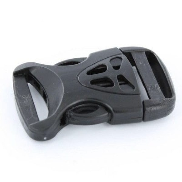 buckle Air for 25mm wide webbing - 10 pieces