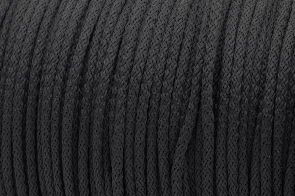 50m PP-String - 3mm thick - Color: graphite (UV)