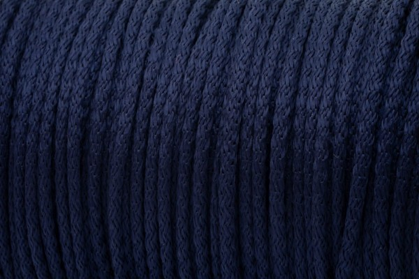 150m PP-String - 5mm thick - Color: dark blue (UV)