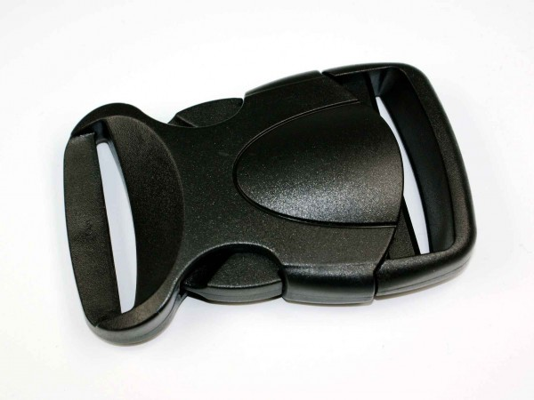 10 buckles made of plastic - model BP 64 - for 25mm wide webbing