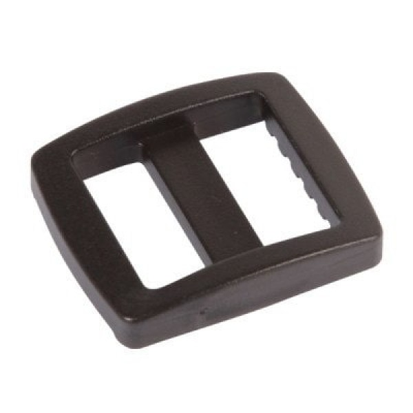 regulator made of synthetic fiber - high outlet - for 25mm wide webbing - 50 pieces