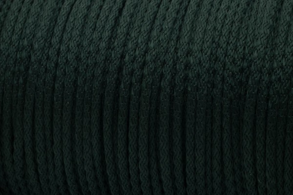 50m PP-String - 5mm thick - Color: dark green (UV)