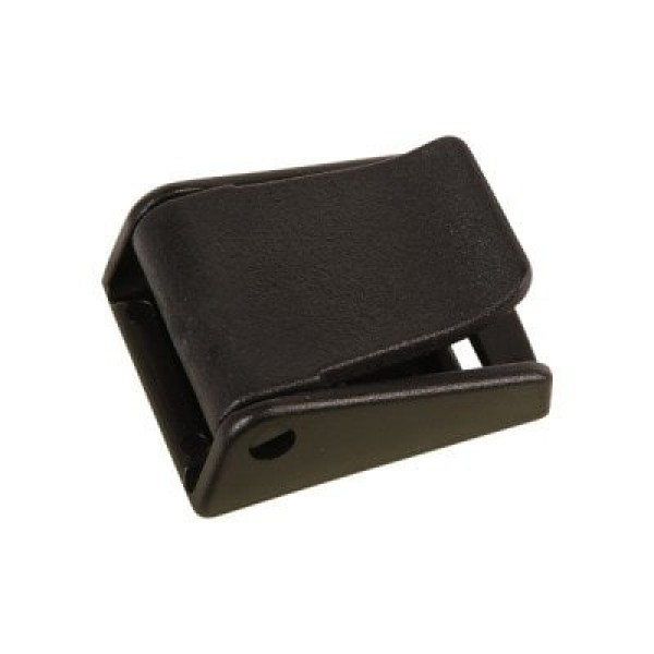 clamping buckle made of plastic, for 25mm webbing - 10 pieces