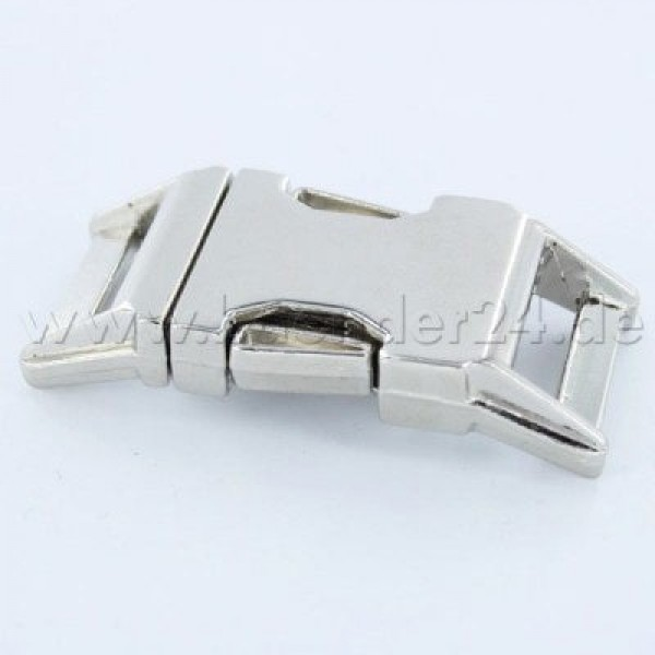 buckle made of zinc die-casting for 25mm wide webbing - 1 piece
