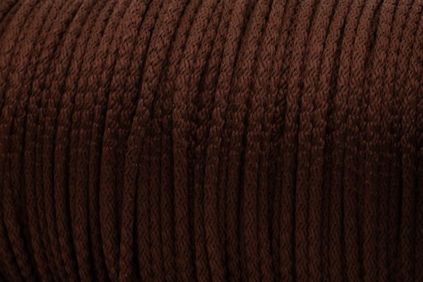 50m PP-String - 5mm thick - Colour: Brown (UV)