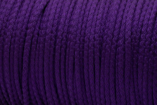 50m PP-String - 3mm thick - Color: purple (UV)