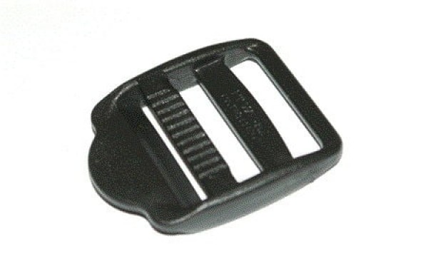 adjustment buckle for 15mm wide webbing - 1 piece