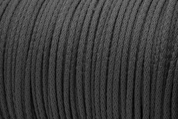 50m PP-String - 3mm thick - Color: anthracite (UV)