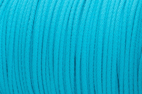 10m PP-String - 5mm thick - Color: turquoise (UV)